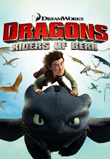 Драконы: Всадники Олуха 1 Сезон, 7 Серия (2012) Dragons: Riders of Berk 1 Season, 7 Episode