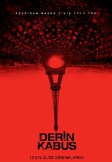 Derin Kabus - As Above, So Below (2014) Türkçe Dublaj - HD