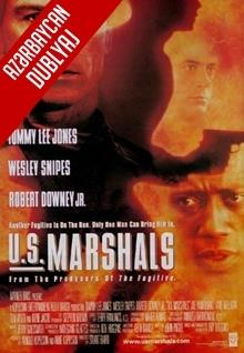 Qanun Xidmətçiləri - U.S. Marshals (1998) HD (Azəri Dublyaj)