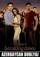 Alatoranlıq 4 - The Twilight Saga: Breaking Dawn - Part 1 (2011) Azərbaycanca Dublyaj - HD