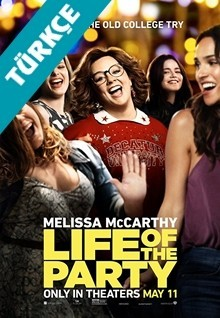 Parti Kraliçesi - Life of the Party (2018) HDRip