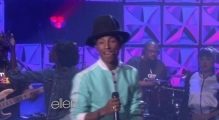 Pharrell Performs 'Marilyn Monroe'