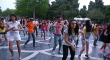 Happy Flashmob | FLASHMOB Azerbaijan