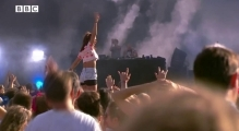 Above & Beyond - Blue Sky Action live at T in the Park 2014