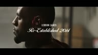Beats by Dre Presents: LeBron James in ‬RE-ESTABLISHED 2014 - Powerbeats2 Wireless‬‬‬