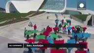 National Flag Day in Azerbaijan & Baku 2015 Games