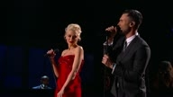 Adam Levine, Gwen Stefani - My Heart Is Open (Live GRAMMYs 2015)