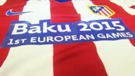 Atletico Madrid to spread European Games awareness