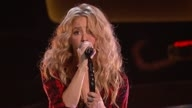 Shakira, Usher, Adam Levine and Blake Shelton: Premiere Medley (The Voice Highlight)