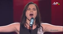 Anastasiya Budakva - All by myself | Blind Audition | The Voice of Azerbaijan 2015