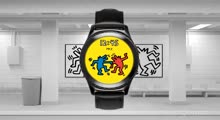 Samsung Gear S2: Keith Haring