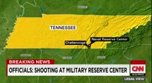 Chattanooga Shooting Navy Military Reserve - 4 Marines Killed