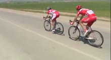 Tour d'Azerbaidjan 2014 Highlights of 2nd Stage (Baku - Ismayilli)