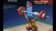 62kg Snatch 2009 Weightlifting Worlds