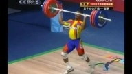 62kg Clean and Jerk 2009 Weightlifting Worlds