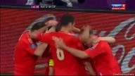 Россия 1-0 Чехия - Russia 1-0 Czech Republic (8.06.2012)