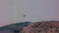 UFO behind helicopter 28.06.12