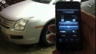 Viper remote starter + iphone 4S