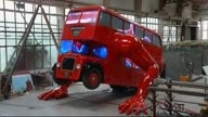 London double-decker bus for Olympics