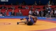 Yuliya Ratkevich - Women's Freestyle 55 Kg (09.08.2012 London)
