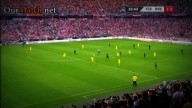 Bayern Munich 2-1 Borussia Dortmund [12.8.12] (All Goals + Trophy Celebration) HD