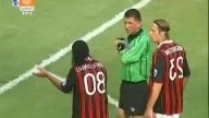 Ronaldinho Funny Red Card