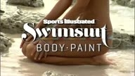 Sports Illustrated Swimsuit Body Painting
