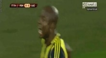 Fenerbahce vs Lazio 2-0 2013 Goals & Highlights (5/4/2013) HD