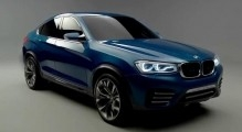 New BMW X4 Concept