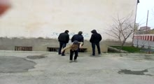 Harlem Shake azeri version