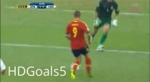 Spain vs Tahiti 10-0 All Goals & Highlights 20-06-2013