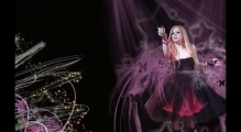 AVRIL LAVIGNE Black Star Ətir Sprey