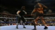 Summerslam - Rest In Peace Match - Undertaker vs Giant Gonzales 1993.08.30