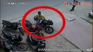 Bike Thief Caught