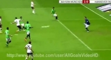 Bayern Munich vs Hannover 96 2-0 All Goals
