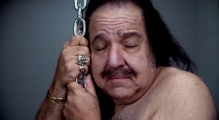 Ron Jeremy on a Wrecking Ball