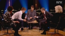 Skavlan- Magnus Carlsen VS Bill Gates