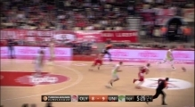 Steal of the night: Nik Caner-Medley, Unicaja Malaga