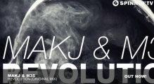 MAKJ & M35 - Revolution (Original Mix)