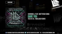 Hardwell feat. Matthew Koma - Dare You (Tiesto vs. twoloud Remix)