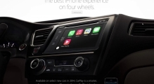 Apple CarPlay - авто iPhone